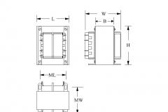 H5 Drawing LBrkt