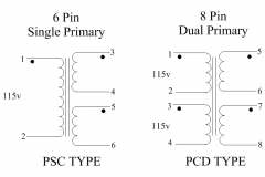 PSC-PCD Schematic