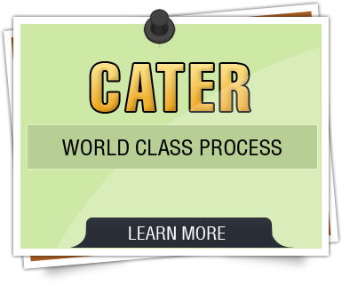 Cater: World Class Process - Creating Custom Transformers